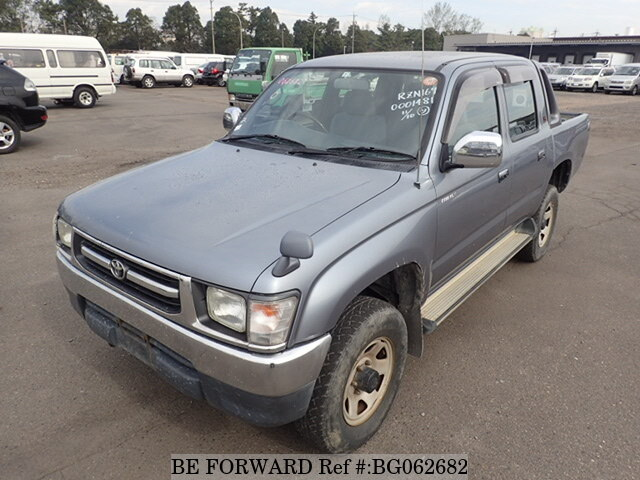 1999 TOYOTA HILUX SPORTS PICKUP