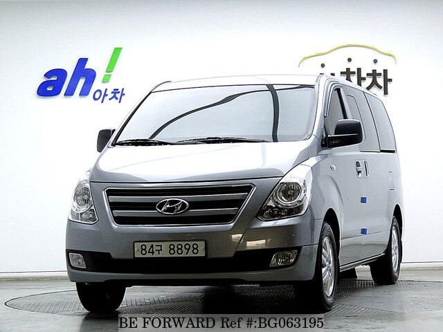 Used 2016 Hyundai Starex Bg063195 For