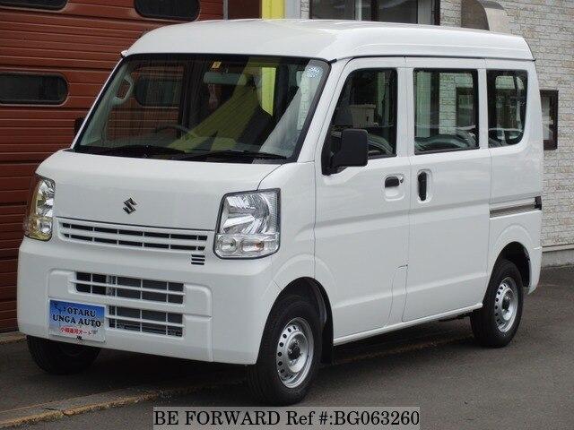 Used 2018 SUZUKI EVERY PA HIGHROOF/HBD-DA17V for Sale BG063260 - BE
