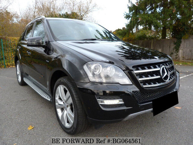 Used 2010 Mercedes Benz Ml Cl Bg064561 For Image