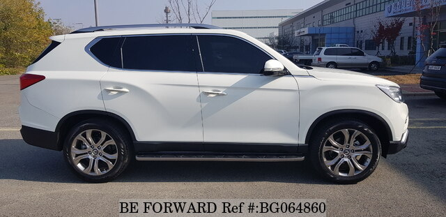 Used 2018 Ssangyong Rextong4 For Sale Bg064860 Be Forward