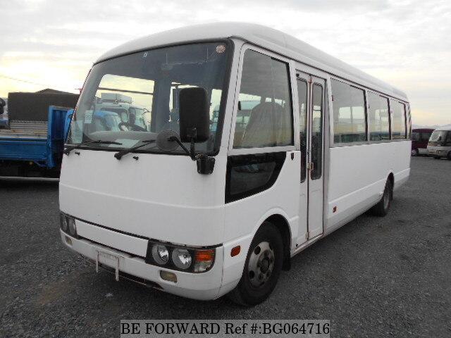 Used 2003 MITSUBISHI ROSA/KK-BE64DJ for Sale BG064716 - BE