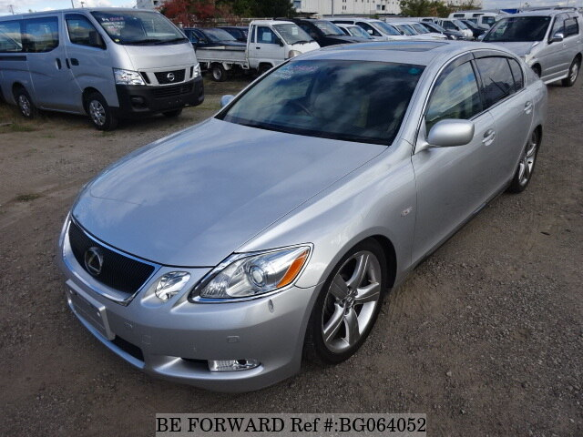 Used 2005 LEXUS GS BG064052 for Sale