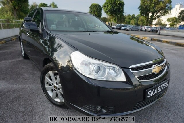 Used 2011 Chevrolet Epica Ska9176g 2at 2wd For Sale Bg065714 Be Forward