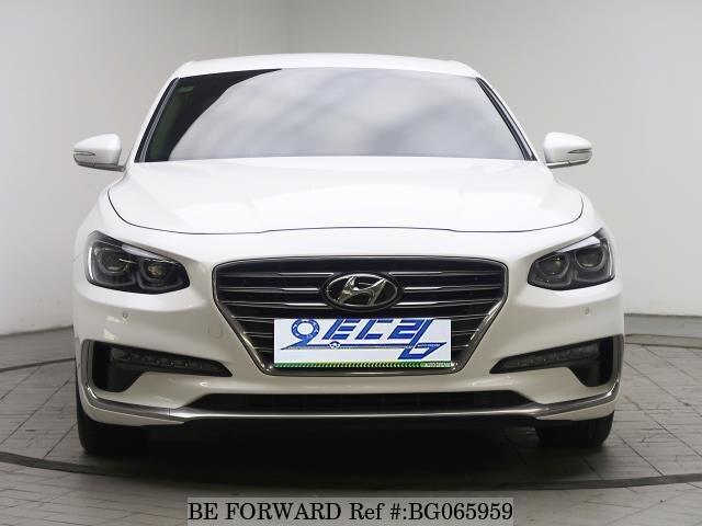 Used 2018 Hyundai Grandeur Tg Hybrid Exclusive For Sale Bg065959