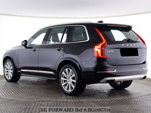 used 2015 volvo xc90 for sale bg066704 be forward. Black Bedroom Furniture Sets. Home Design Ideas