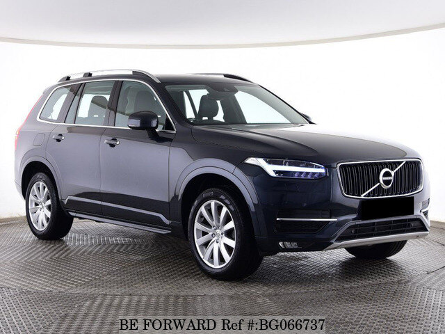 used 2017 volvo xc90 auction grade 4 5 auto diesel for sale bg066737 be forward. Black Bedroom Furniture Sets. Home Design Ideas