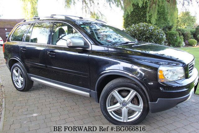 used 2009 volvo xc90 for sale bg066816 - be forward