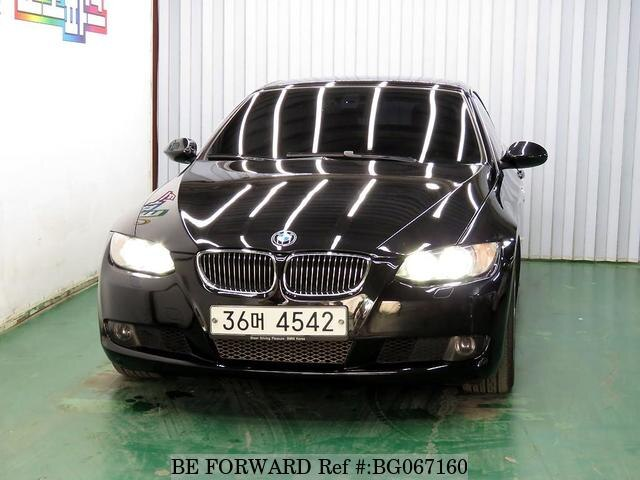 Used 2008 BMW 3 SERIES BG067160 for Sale