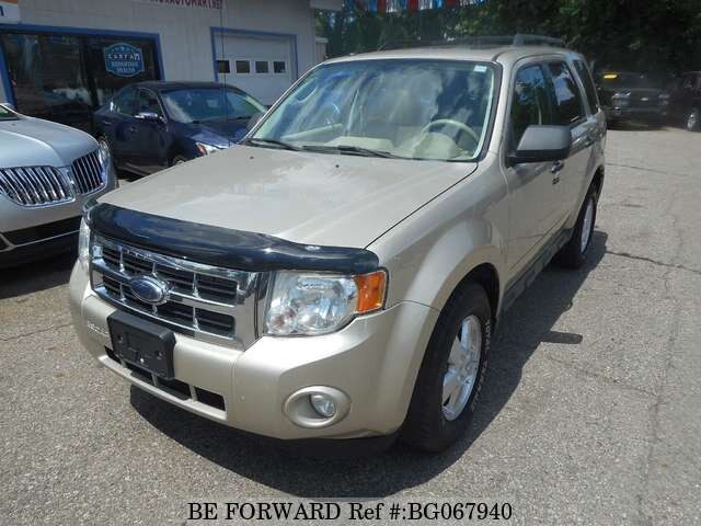 2010 Ford Escape For Sale >> Used 2010 Ford Escape V6 Xlt For Sale Bg067940 Be Forward