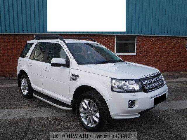 used 2014 land rover freelander 2 for sale bg068718 be. Black Bedroom Furniture Sets. Home Design Ideas