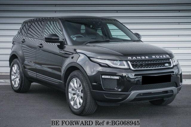 Used 2015 Land Rover Range Rover Evoque Auction Grade 4 5 Auto