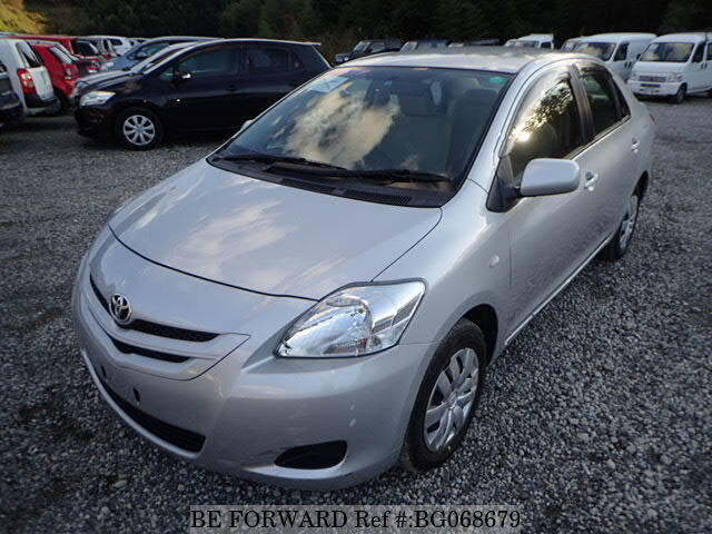 Used 2005 TOYOTA BELTA BG068679 for Sale