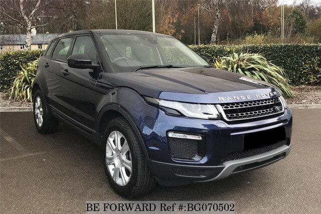 Used 2017 Land Rover Range Rover Evoque Auction Grade 4 5 Auto