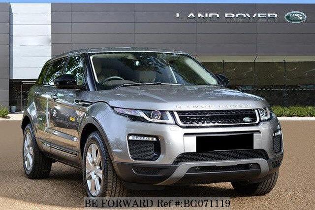 2017 Land Rover Range Rover Evoque Configurations ...