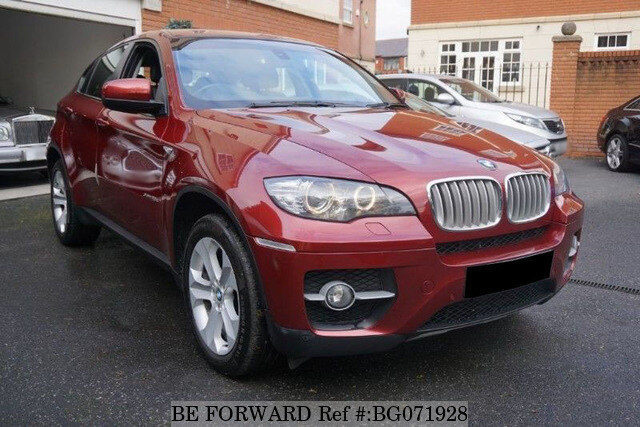Used 2008 Bmw X6 For Sale Bg071928 Be Forward