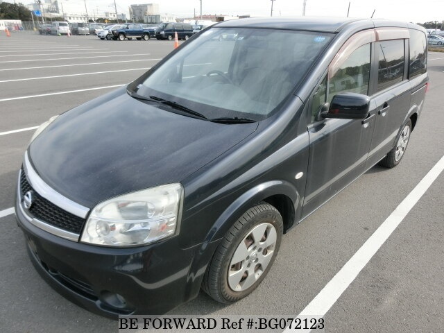 Used 2008 NISSAN LAFESTA BG072123 for Sale