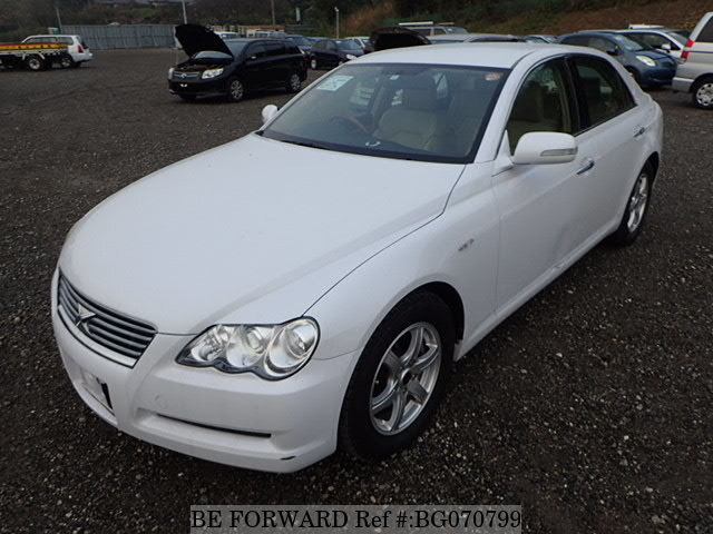Used 2006 TOYOTA MARK X BG070799 for Sale