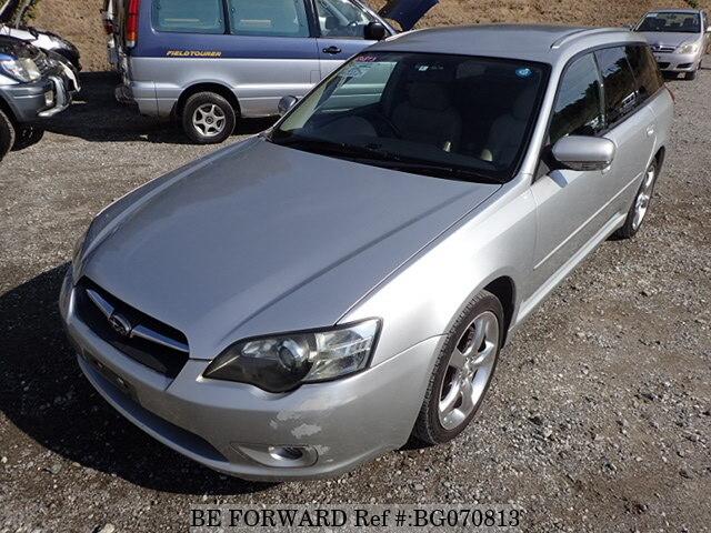 2004 impreza wagon
