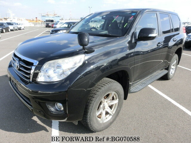 Used 2010 TOYOTA LAND CRUISER PRADO BG070588 for Sale