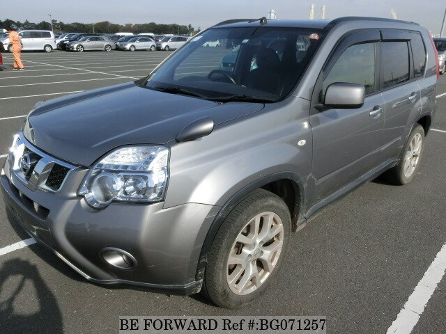 Used 2012 Nissan X Trail 20gt Lda Dnt31 For Sale Bg071257 Be Forward