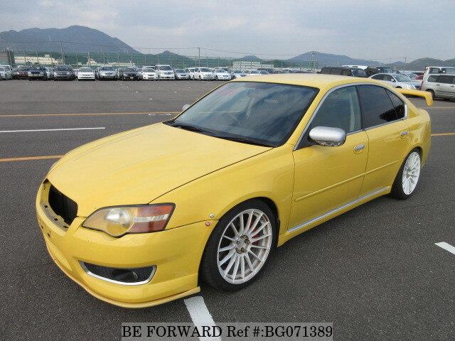 Used 2003 Subaru Legacy B4 2 0r Ta Bl5 For Sale Bg071389 Be Forward