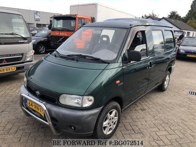 31bae21b7e Used 2000 NISSAN VANETTE VAN 2.3 D for Sale BG072514 - BE FORWARD