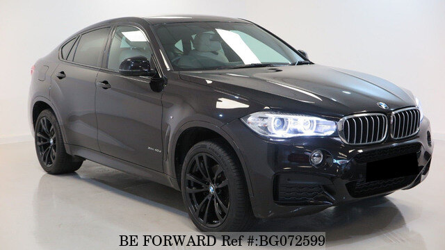 Used 2016 Bmw X6 Auction Grade 4 5 Auto Diesel For Sale Bg072599