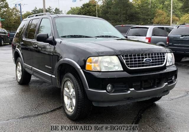 2004 Ford Explorer For Sale >> Used 2004 Ford Explorer 4 Xlt For Sale Bg072745 Be Forward