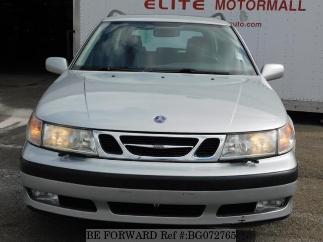 Used 2001 SAAB 9-5 SERIES BG072765 for Sale