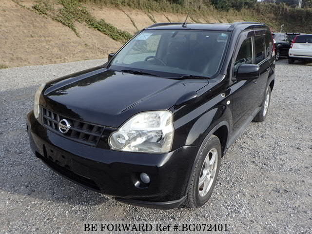 Used 2007 NISSAN X-TRAIL BG072401 for Sale