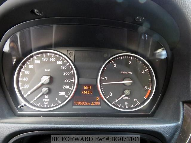 Used 2010 Bmw 3 Series For Sale Bg073101 Be Forward