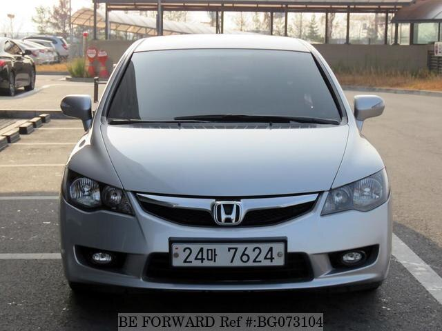 2010 Honda Civic For Sale >> Used 2010 Honda Civic For Sale Bg073104 Be Forward