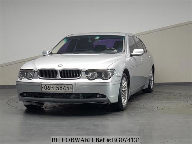 used 2003 bmw 7 series for sale bg074131 - be forward