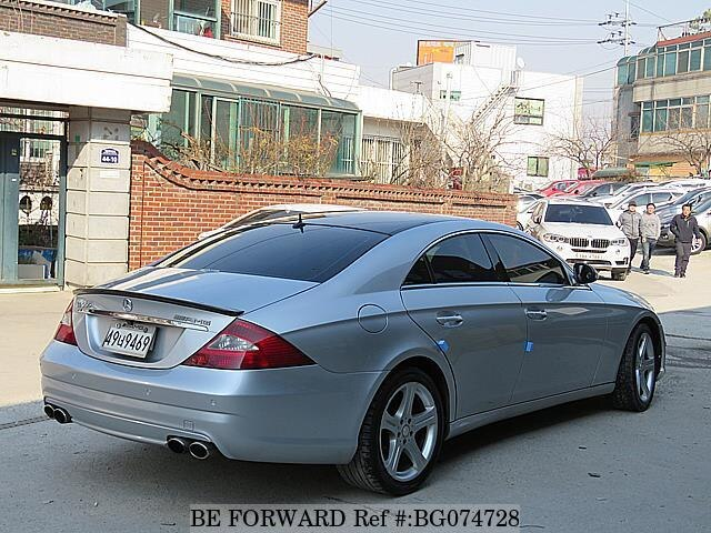 used 2005 mercedes benz cls class for sale bg074728 be forward. Black Bedroom Furniture Sets. Home Design Ideas