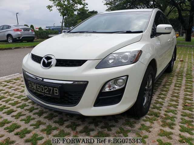 used 2010 mazda cx 7 25l for sale bg075343 be forward. Black Bedroom Furniture Sets. Home Design Ideas