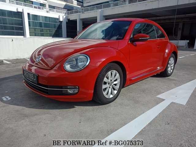 used 2012 volkswagen beetle for sale bg075373 be forward. Black Bedroom Furniture Sets. Home Design Ideas