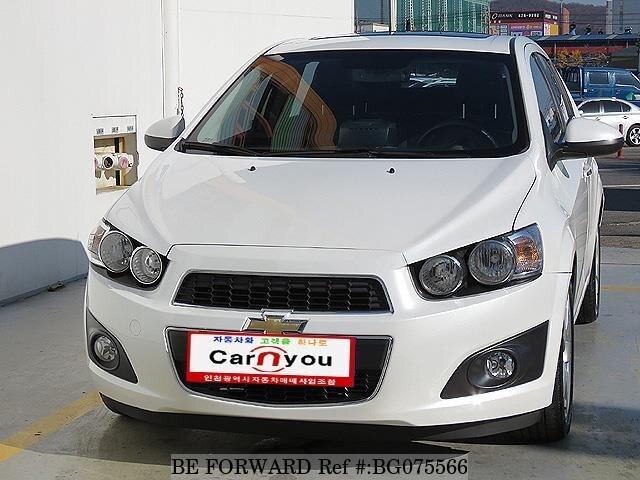 Used 2013 Chevrolet Aveo For Sale Bg075566 Be Forward