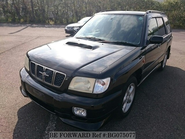 used 2001 subaru forester s tb gf sf5 for sale bg075077 be forward used 2001 subaru forester s tb gf sf5