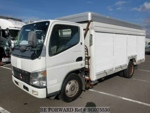 Used 2005 MITSUBISHI CANTER BG075530 for Sale