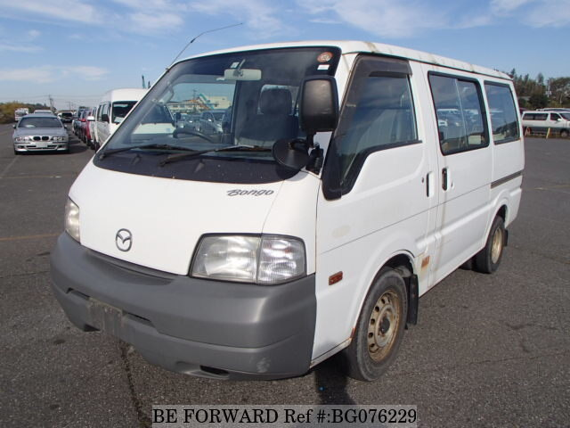 Used 2007 MAZDA BONGO VAN BG076229 for Sale