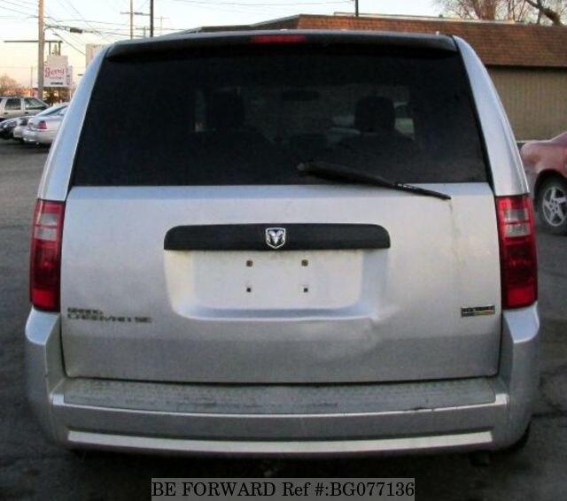 Used Dodge Caravan: Used 2008 DODGE GRAND CARAVAN 8/SE For Sale BG077136