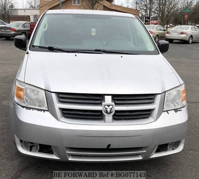 Used 2009 DODGE GRAND CARAVAN BG077143 for Sale