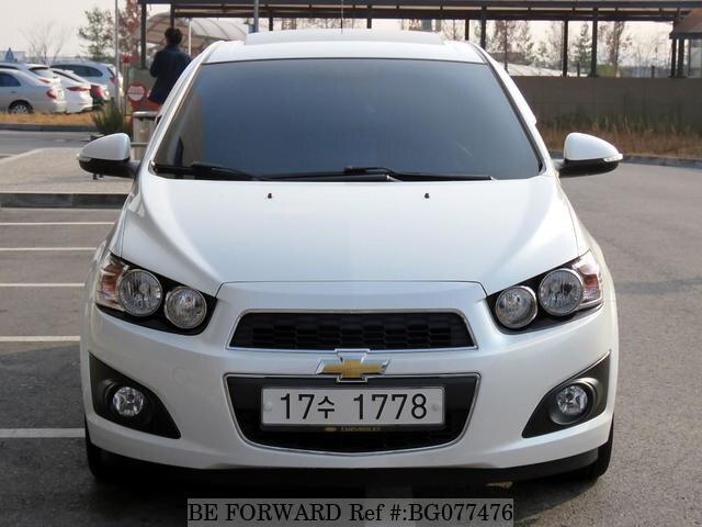 Used 2014 Chevrolet Aveolt For Sale Bg077476 Be Forward