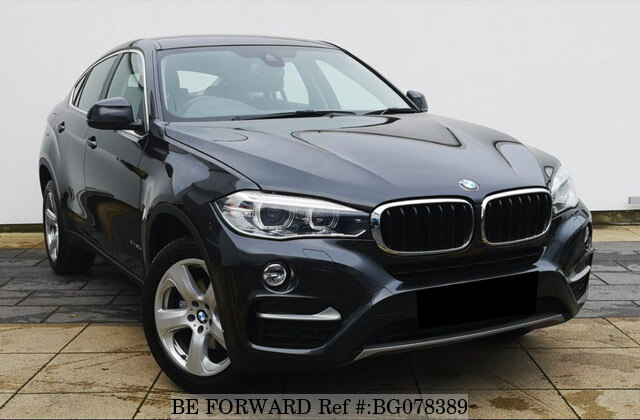 Used 2018 Bmw X6 Auction Grade 4 5 Auto Diesel For Sale Bg078389