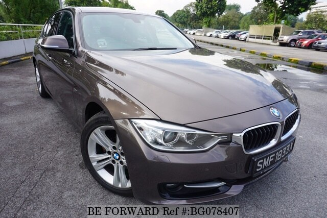 2014 Bmw 3 Series Smf1833x 316i Hid New D Occasion Bg078407 Be Forward