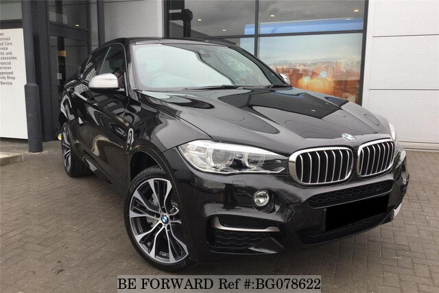 Used 2018 Bmw X6 Auction Grade 4 5 Auto Diesel For Sale Bg078622