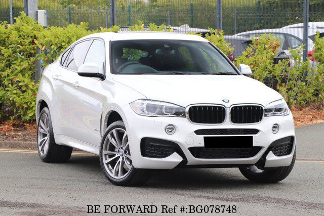 Used 2018 Bmw X6 Auction Grade 4 5 Auto Diesel For Sale Bg078748