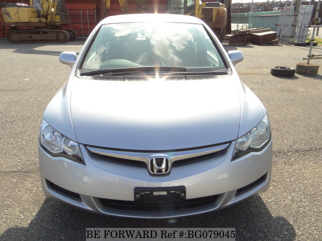 used 2006 honda civic hybrid mxb daa fd3 for sale bg079045 be forward. Black Bedroom Furniture Sets. Home Design Ideas