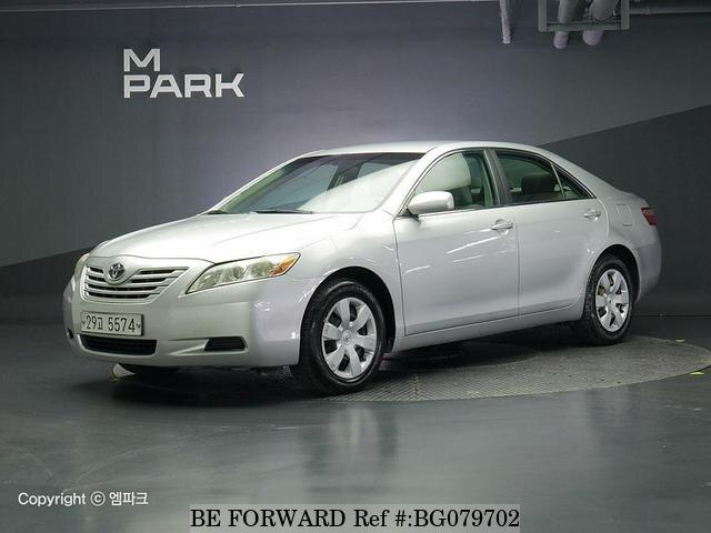 2007 Toyota Camry For Sale >> Used 2007 Toyota Camry For Sale Bg079702 Be Forward